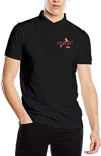 Impeach BRE - Tt Ka - Vanaugh Men's Regular-Fit Cotton Polo Shirt Short Sleeve