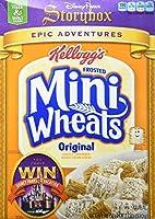 つや消しミニ小麦オリジナル 510 g (パックの 2) Frosted Mini wheat original 510 g (Pack of 2)