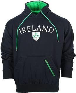 Malham Ireland Shamrock Hooded Sweatshirt