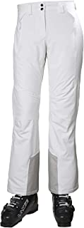 Helly Hansen Women's Alphelia Trousers, Womens, Trouser, 65630, White, XS