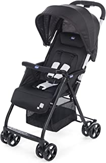 Carrinho de passeio para Bebê Alumínio Ohlalá2-5 Posições black night 0 a 15 kg Chicco com