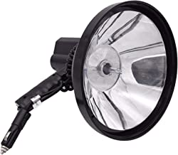 9 Inch Car Work Light Searchlight Ultra Bright Handheld 100W Searchlights Hunting Spotlight Fishing Adventure Lamp led Tor...
