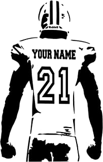 Best football player wall decal Reviews