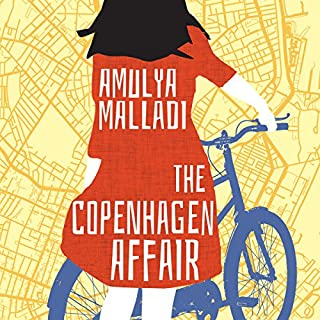 The Copenhagen Affair cover art