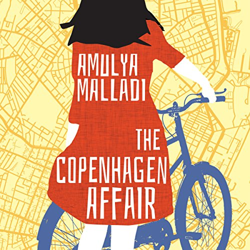 The Copenhagen Affair audiobook cover art