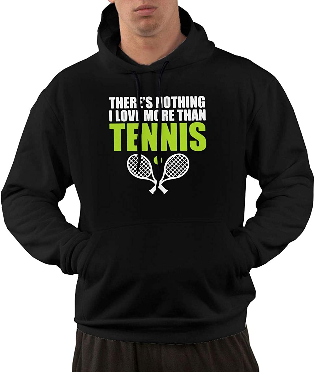 Mens Pullover Hoodie Sweatshirt with Nothing I L There's Pockets Oklahoma City Cheap mail order sales Mall
