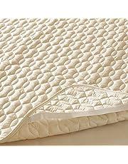 西川 ウール ベッドパッド