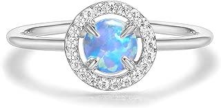 Best girls white gold rings Reviews