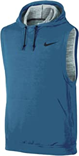 Nike Men s Fleece Pullover Sleeveless Training Hoodie a401b61ad