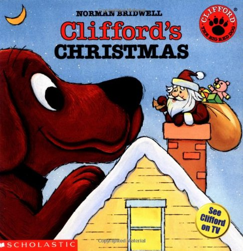 Clifford's Christmas (Clifford the Big Red Dog)の詳細を見る