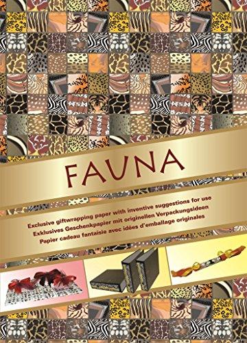 Giftwrap: Fauna (Ullmann Giftwrap Paper)