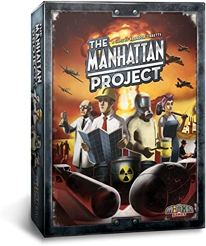 ventas en linea The Manhattan Project Project Project Board Game  promociones emocionantes