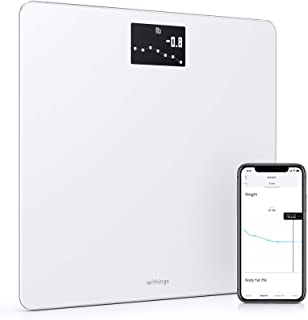 Withings Body BMI Wi-Fi Scale, White