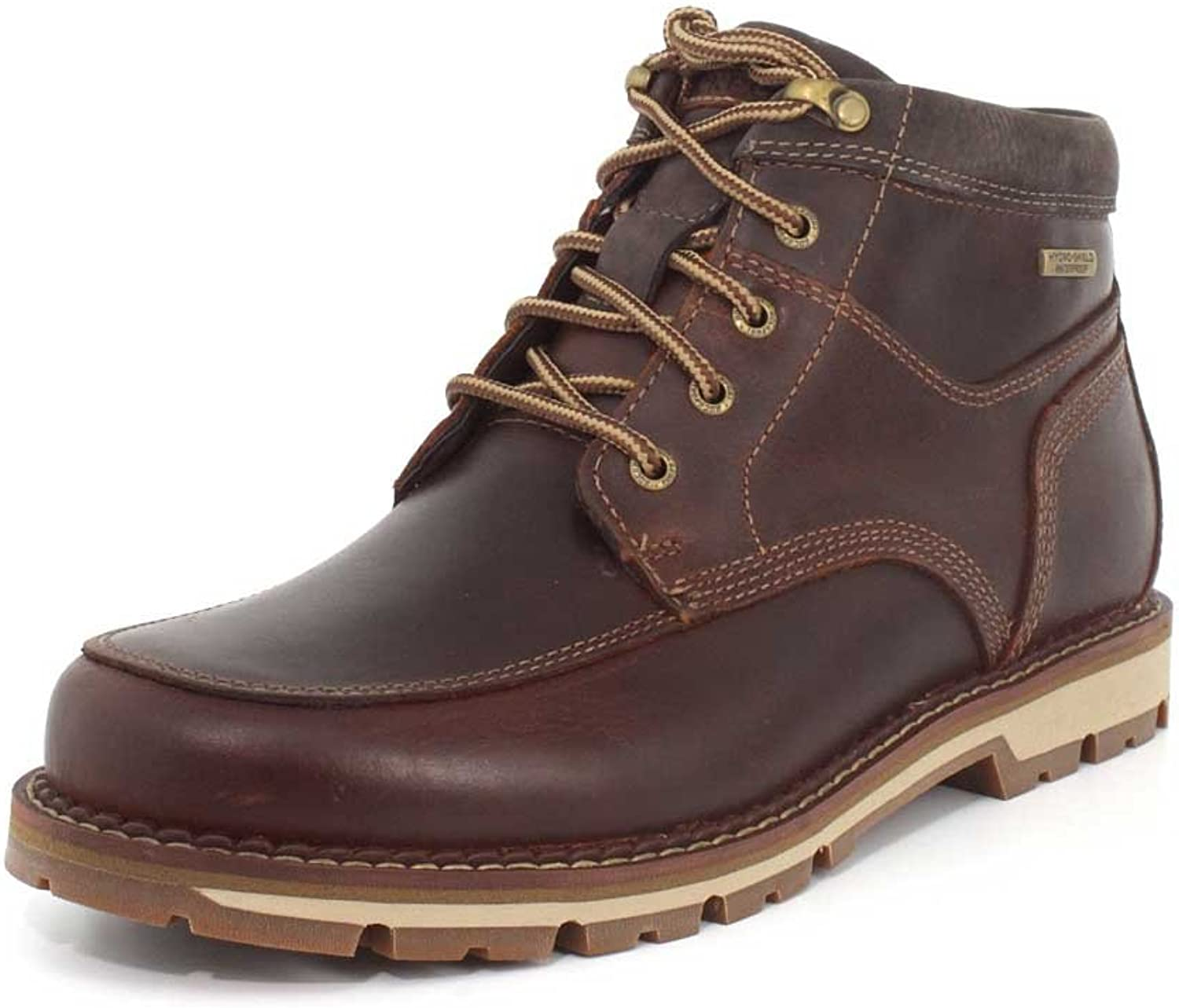 Rockport Mens Centry Panel Toe Boot Waterproof
