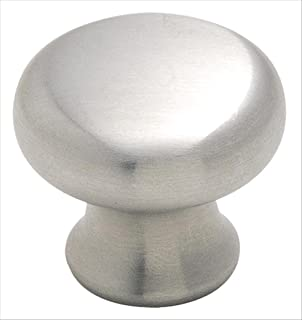 Amerock BP19008SS Cabinet Knob, Stainless Steel, 1-1/4 Inch