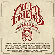 All My Friends: Celebrating The Songs & Voice Of Gregg Allman [2 CD] by Gregg Allman (2014-05-06)