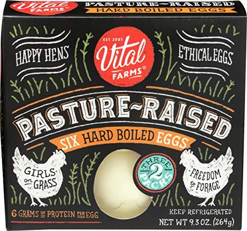 Vital Farm Pasture-Raised Hard Boiled Eggs