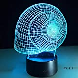 Escargot Animal 3D Lampe de Table Enfants Jouet Cadeau Éclairage Dégradé LED USB Ambiance Veilleuse Multicolore ou Décoration de Table À Distance Présent XW-Night Light111