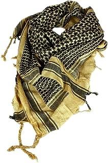 RJM Skull Patterned Arab Scarf