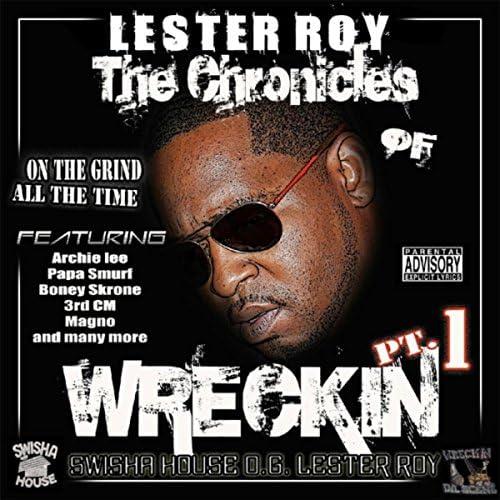 Lester Roy