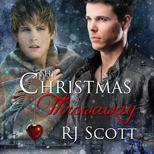 The Christmas Throwaway audiobook cover art