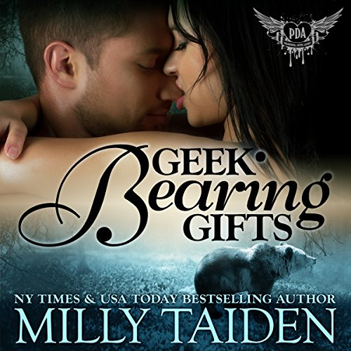Geek Bearing Gifts audiobook cover art