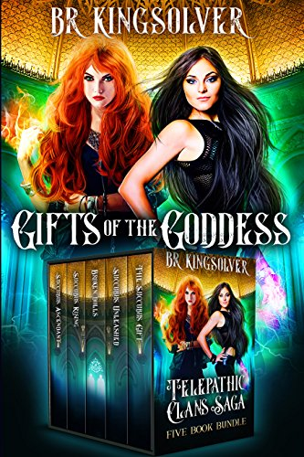Gifts of the Goddess: Telepathic Clans Saga, Five Book Bundle (The Telepathic Clans Saga) (English Edition)