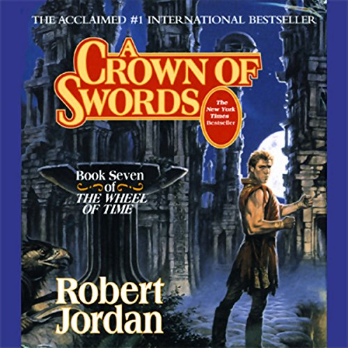 A Crown of Swords audiobook cover art