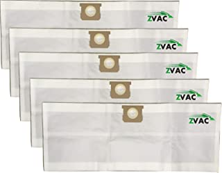 ZVac 5 Pack Compatible Shop Vac Bags 10-14 Gallon Bags Replacement Type I & Type F Shop-Vac Bags. Compare These Generic Bags to OEM 9066200 90662 9067200 90672