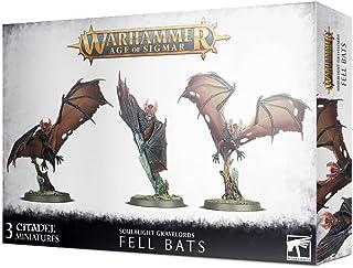 Warhammer AoS - Soulblight Gravelords Fell Bats