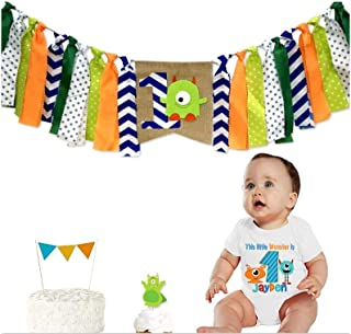first birthday monster theme