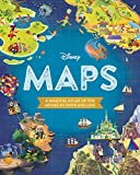world of color disney - Disney Maps: A Magical Atlas of the Movies We Know and Love
