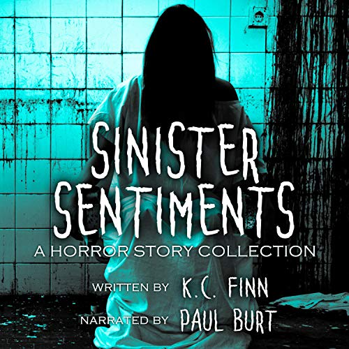 Sinister Sentiments audiobook cover art