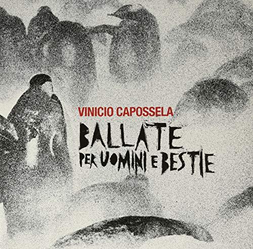 Ballate Per Uomini E Bestie (180 Gr. Vinile Rosso Limited Edt.)