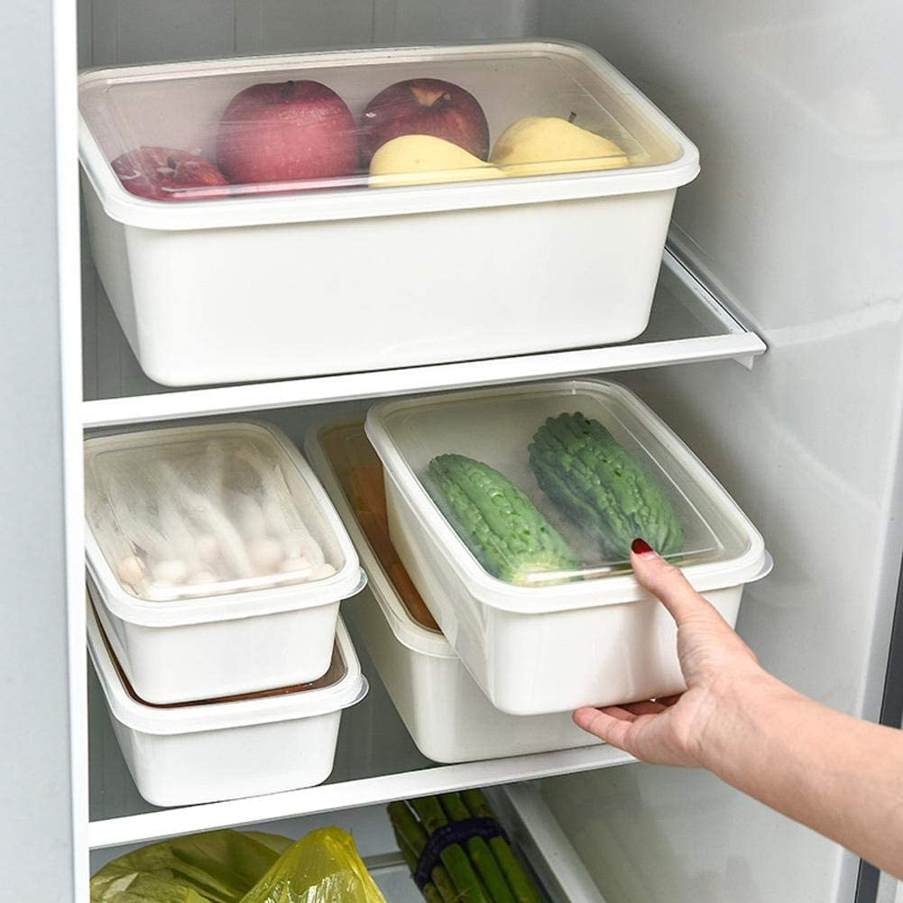 Easy-to-use Jimfoty Food Storage Containers Pantry Organization Miami Mall Durabl