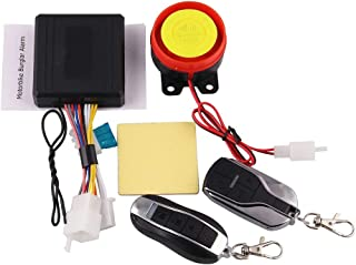 Automotech Remote Control Alarm Motorcycle Security System Motorcycle Theft Protection Bike Moto Scooter Motor Alarm System