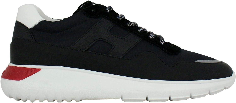 Hogan Herren HXM3710AJ10KEZ250Y Schwarz Stoff Sneakers B07P89ZQTT  | Der neueste Stil