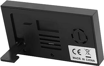 Jeanoko Medidor de Temperatura y Humedad Termómetro de Calibre preciso Mini LCD 0 a 50 ℃ Sensor Higrómetro Digital para Invernadero para Oficina en casa con diseño de Respaldo