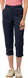 Jack Wolfskin Senegal Pants W - Pantalones de senderismo transpirables para mujer
