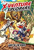 X-Venture Xplorers #1: The Kingdom of Animals--Lion vs Tiger (X-Venture Explorers, 1)