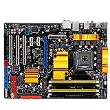 RTYU Fit for la Placa Base de Escritorio ASUS P5Q P45 Socket LGA 775 para Core 2 Duo Quad DDR2 16G ATX UEFI BIOS Mainboard Placas Base de computadora