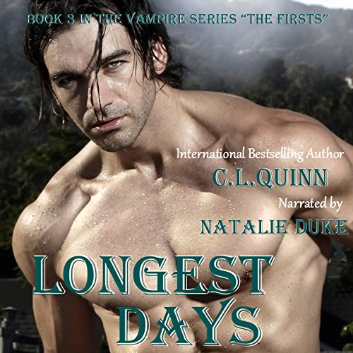 Longest Days audiobook cover art