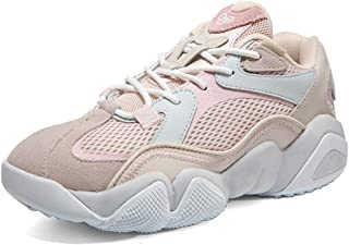 PEAK New Women's Mesh Breathable Casual Shoes Adaptive High Elastic Midsole Sports Shoes Culture Shoes
