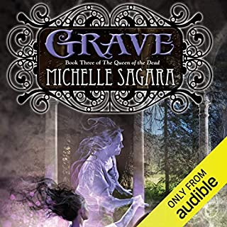 Grave audiobook cover art