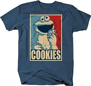 cookie monster believe shirt