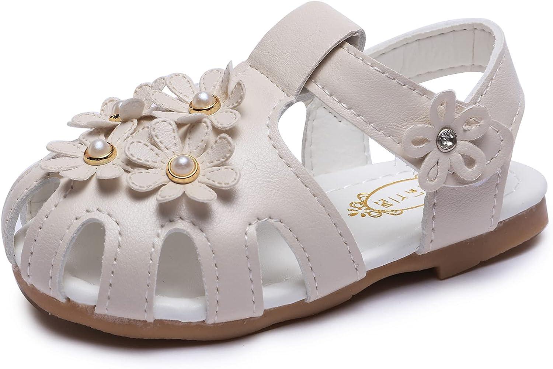 Stylein Girl At Regular dealer the price of surprise Sandals Infant Summer Crib Soft Flower S Shoes
