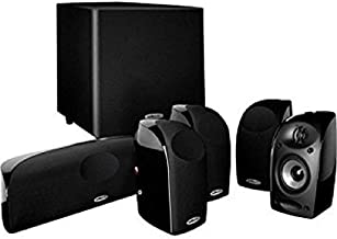 Polk Audio Blackstone TL1600 Compact Home Theater System - 5.1 Channel | 6 Items - 4 TL1 Satellite Speakers + 1 Center Cha...
