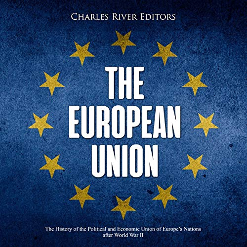 The European Union audiobook cover art