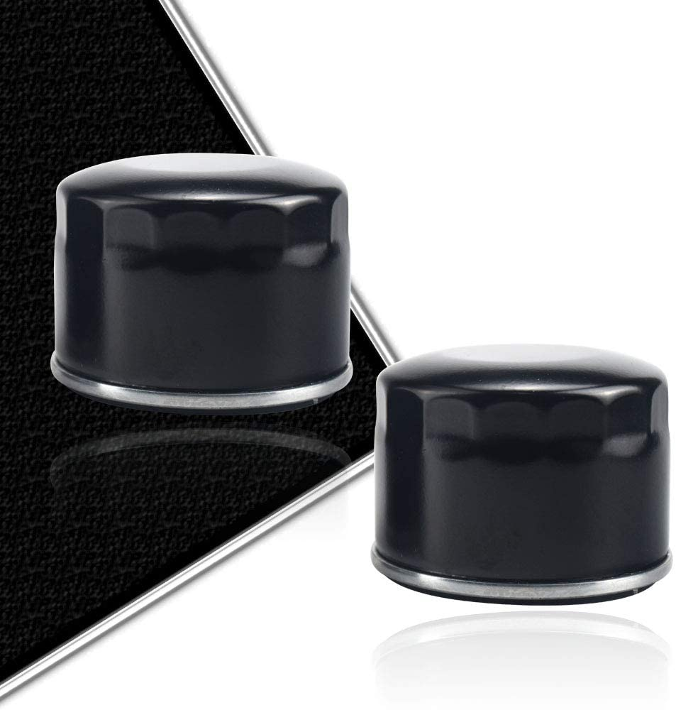 Compatible With Kawasaki 49065-0721 Replaces 49065-7007 Fits FR//FS//FX HuthBrother 49065-0721 Oil Filter 1 2 Pack