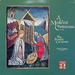 中世のクリスマス(US NONESUCH ORIGINAL,H-71315)(長岡鉄男の外盤A級)[ジョエル・コーエン][LP盤]
